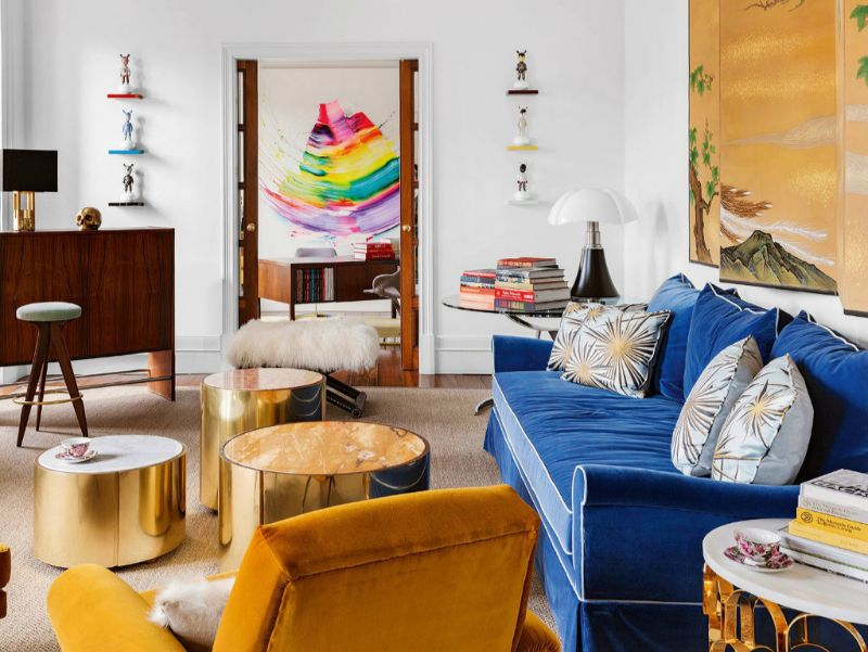 Turmeric Color - One Of The Next Biggest Interior Design Trends
