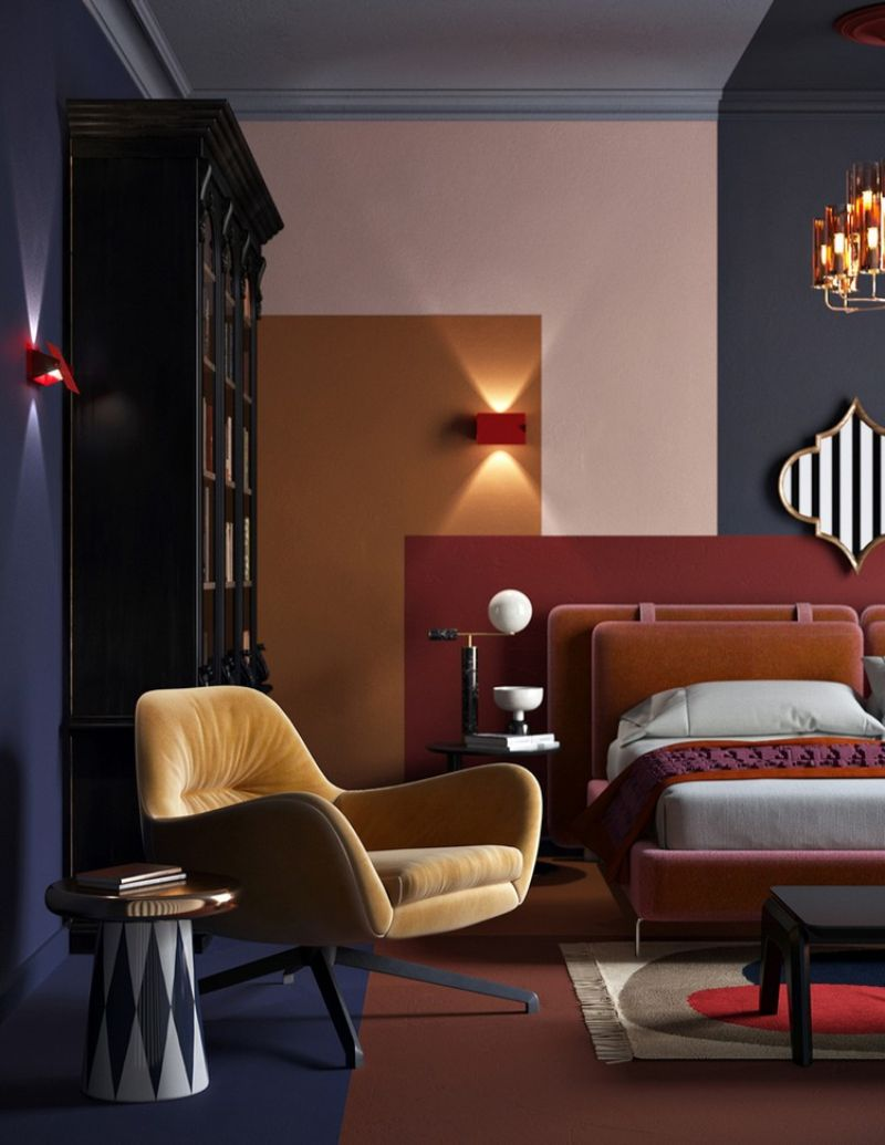 Turmeric Color - One Of The Next Biggest Interior Design Trends Turmeric Color One Of The Next Biggest Design Trends 8