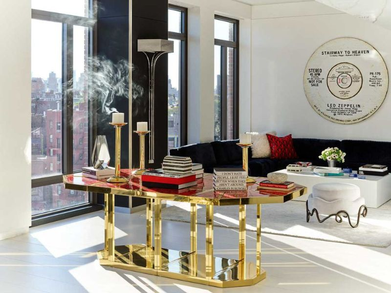 Uptown Glamour Meets Downtown NYC: A Bold Interior Design Project interior design project Uptown Glamour Meets Downtown NYC: A Bold Interior Design Project Uptown Glamour Meets Downtown NYC A Bold Interior Design 8