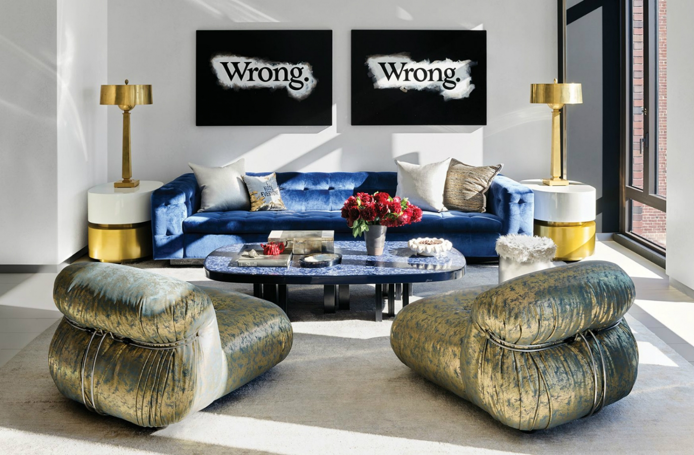 interior design project Uptown Glamour Meets Downtown NYC: A Bold Interior Design Project Uptown Glamour Meets Downtown NYC A Bold Interior Design feature 1400x919
