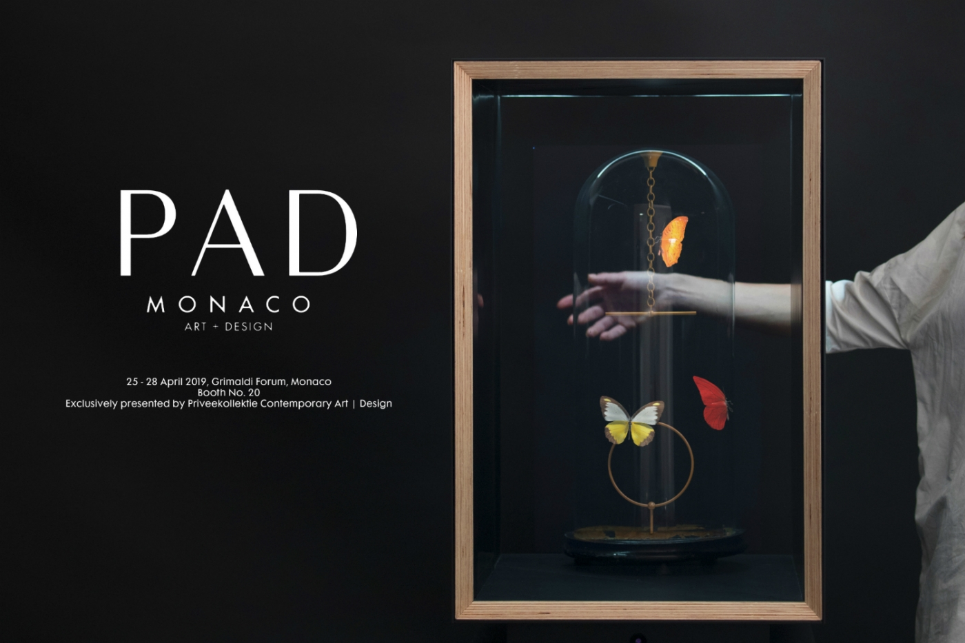 art fair PAD Monaco 2019: An Art Fair with A Crafty Flair feature 1 1400x933