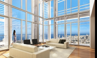 luxury penthouse Inside Madonna's Stunning Luxury Penthouse in Tel Aviv featured 335x201