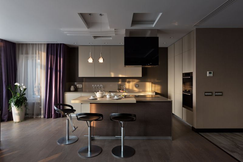 Fontain Square by DOMIO Home Interiors: Where All Details Are Iconic