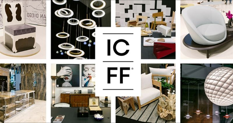 Discover The Top Stands At ICFF New York 2019 icff new york Discover The Top Stands At ICFF New York 2019 ICFF 2019     Highlights from The First Days 9