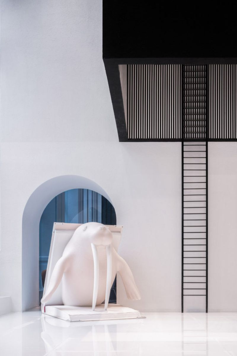 Inside A Wild Hotel Interior Design: Project by Studio X+Living hotel interior design Inside A Wild Hotel Interior Design: Project by Studio X+Living Inside A Wild Hotel Design Project by Studio XLiving 3