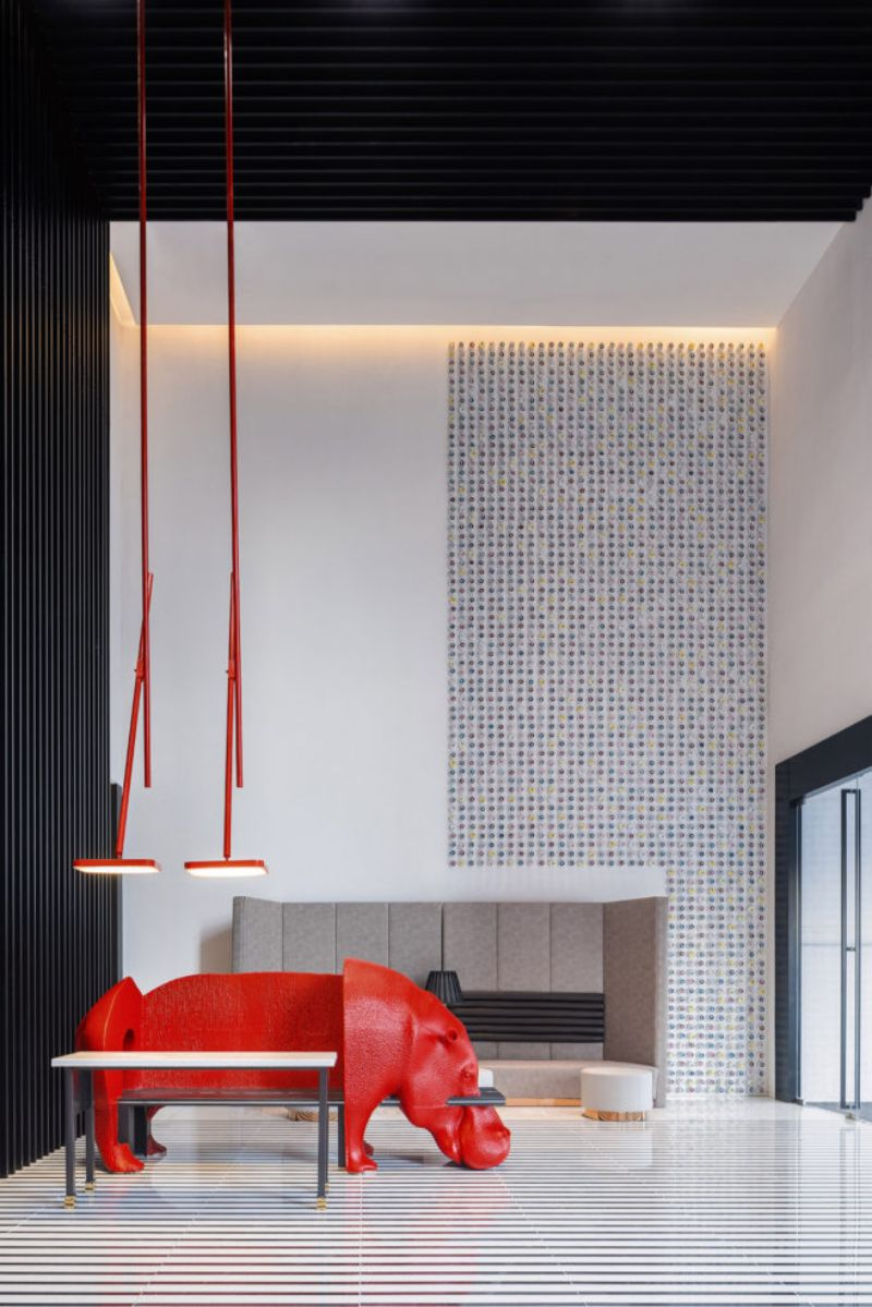 Inside A Wild Hotel Interior Design: Project by Studio X+Living hotel interior design Inside A Wild Hotel Interior Design: Project by Studio X+Living Inside A Wild Hotel Design Project by Studio XLiving 4