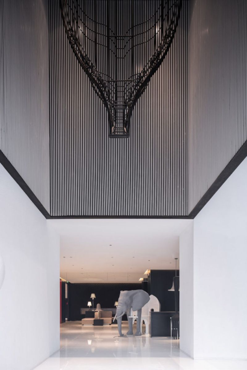 Inside A Wild Hotel Interior Design: Project by Studio X+Living hotel interior design Inside A Wild Hotel Interior Design: Project by Studio X+Living Inside A Wild Hotel Design Project by Studio XLiving 6