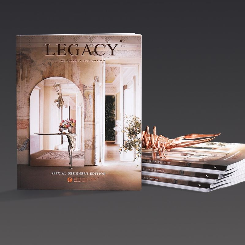 Exclusive Design: The New Edition of Boca do Lobo 's Legacy Magazine