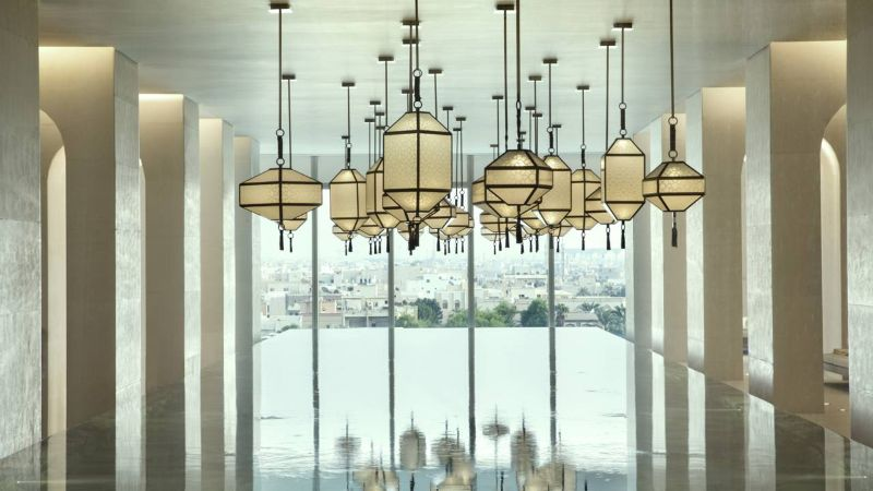Yabu Pushelberg's Kuwait Hotel: An Oasis of Luxury yabu pushelberg Yabu Pushelberg's Kuwait Hotel: An Oasis of Luxury YabuPushelbergs Kuwait Hotel An Oasis of Luxury 2