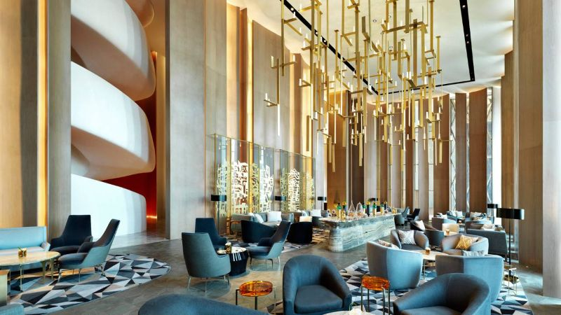 Yabu Pushelberg's Kuwait Hotel: An Oasis of Luxury yabu pushelberg Yabu Pushelberg's Kuwait Hotel: An Oasis of Luxury YabuPushelbergs Kuwait Hotel An Oasis of Luxury 3