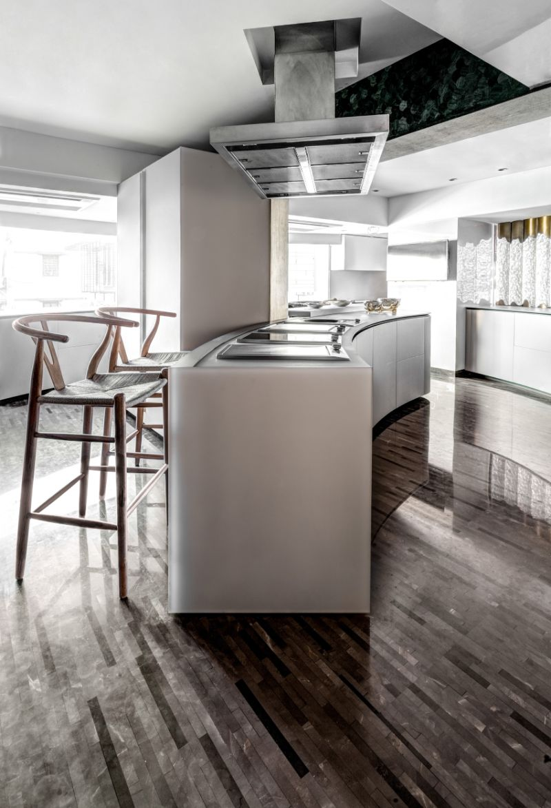 zz architects ZZ Architects Design Projects: A Luxury Apartment in Mumbai ZZ Architects 2