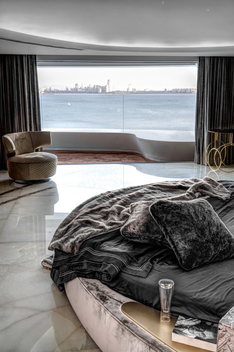 ZZ Architects Design Projects: A Luxury Apartment in Mumbai zz architects ZZ Architects Design Projects: A Luxury Apartment in Mumbai ZZ Architects 4