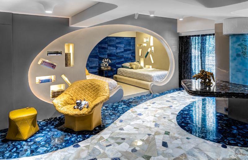 zz architects ZZ Architects Design Projects: A Luxury Apartment in Mumbai ZZ Architects 5