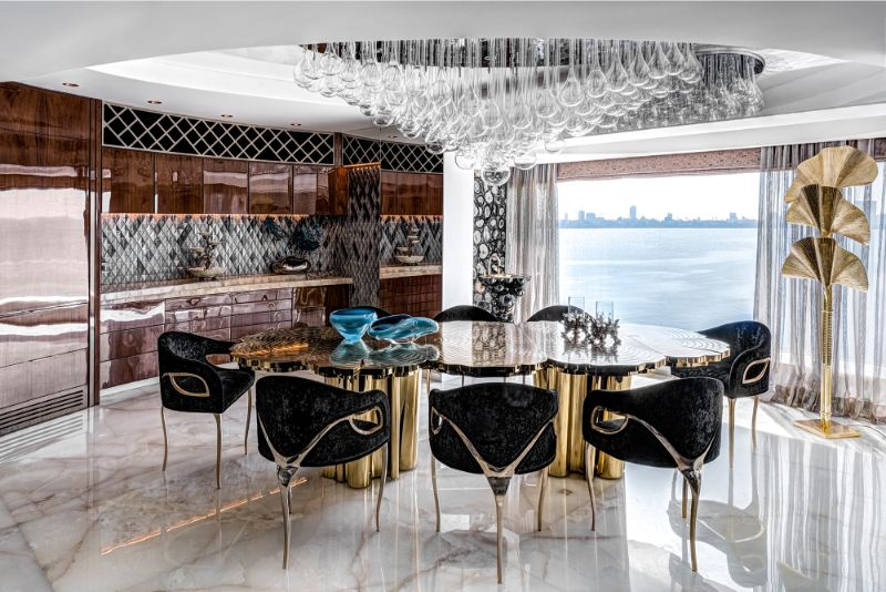 ZZ Architects Design Projects: A Luxury Apartment in Mumbai zz architects ZZ Architects Design Projects: A Luxury Apartment in Mumbai ZZ Architects 8