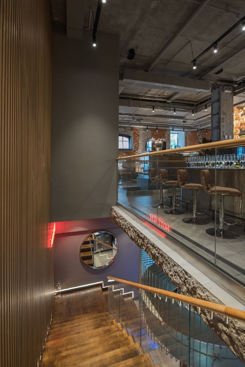 Kombinat Restaurant - A Project With Marine Influences by ARCHPOINT archpoint Kombinat Restaurant – A Project With Marine Influences by ARCHPOINT 2
