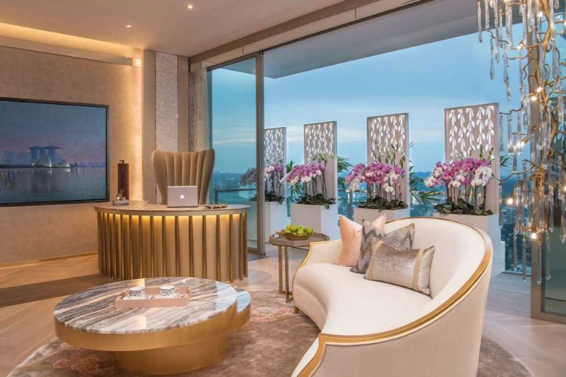 A Glamorous Apartment by Design Intervention in the Heart of Singapore design intervention A Glamorous Apartment by Design Intervention in the Heart of Singapore A Glamorous Apartment in the Heart of Singapore 2
