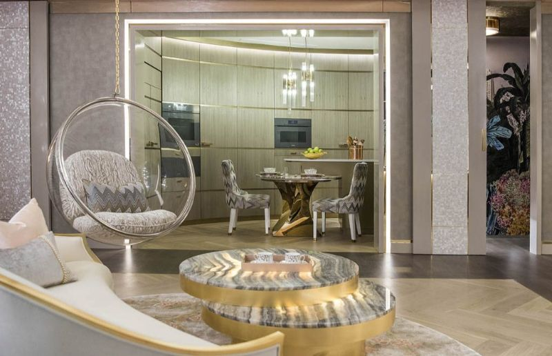 A Glamorous Apartment by Design Intervention in the Heart of Singapore design intervention A Glamorous Apartment by Design Intervention in the Heart of Singapore A Glamorous Apartment in the Heart of Singapore feature 5