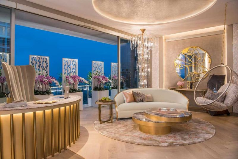 A Glamorous Apartment by Design Intervention in the Heart of Singapore design intervention A Glamorous Apartment by Design Intervention in the Heart of Singapore A Glamorous Apartment in the Heart of Singapore