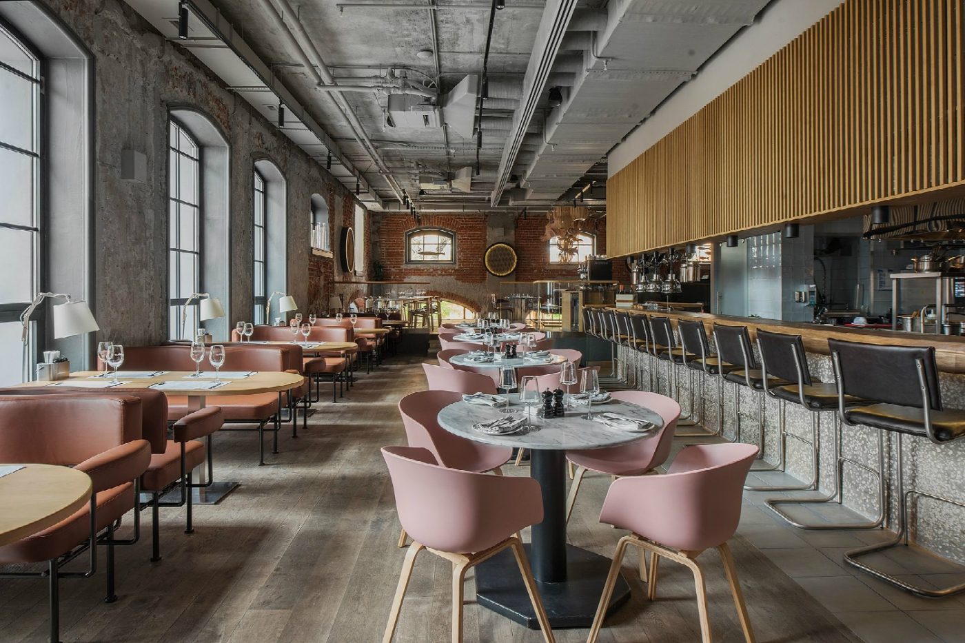 archpoint Kombinat Restaurant – A Project With Marine Influences by ARCHPOINT Featured Kombinat Restaurant A Project With Marine Influences by ARCHPOINT 1 1400x933