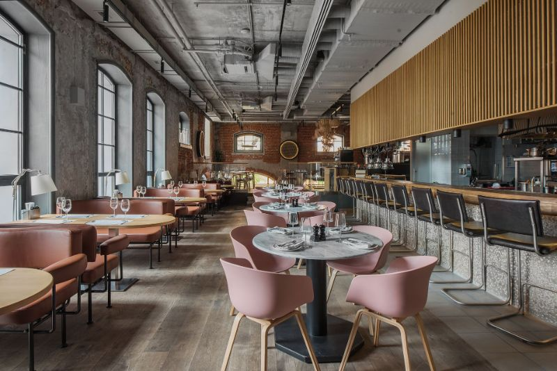 Kombinat Restaurant - A Project With Marine Influences by ARCHPOINT archpoint Kombinat Restaurant – A Project With Marine Influences by ARCHPOINT Kombinat Restaurant A Project With Marine Influences by ARCHPOINT 1