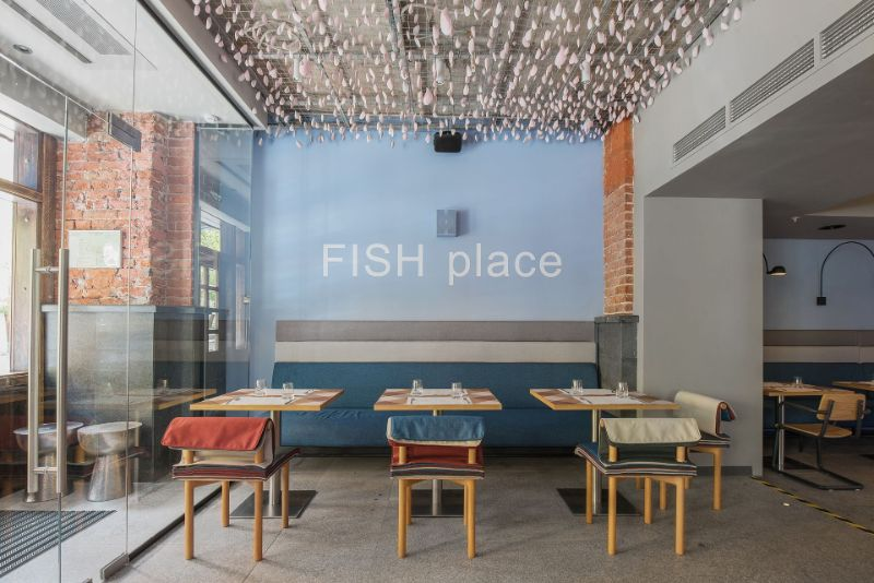 Kombinat Restaurant - A Project With Marine Influences by ARCHPOINT archpoint Kombinat Restaurant – A Project With Marine Influences by ARCHPOINT Kombinat Restaurant A Project With Marine Influences by ARCHPOINT 11