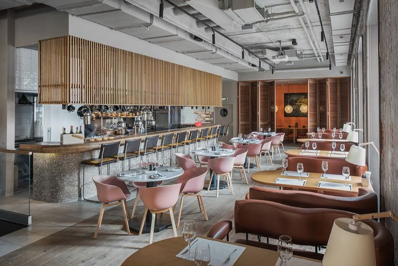 Kombinat Restaurant - A Project With Marine Influences by ARCHPOINT archpoint Kombinat Restaurant – A Project With Marine Influences by ARCHPOINT Kombinat Restaurant A Project With Marine Influences by ARCHPOINT 3