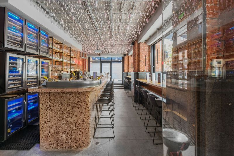 Kombinat Restaurant - A Project With Marine Influences by ARCHPOINT archpoint Kombinat Restaurant – A Project With Marine Influences by ARCHPOINT Kombinat Restaurant A Project With Marine Influences by ARCHPOINT 6