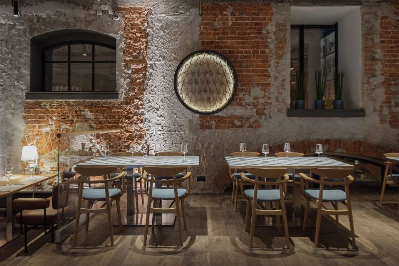 Kombinat Restaurant - A Project With Marine Influences by ARCHPOINT archpoint Kombinat Restaurant – A Project With Marine Influences by ARCHPOINT Kombinat Restaurant A Project With Marine Influences by ARCHPOINT 8