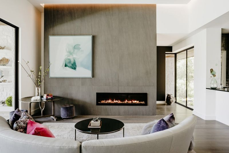 The Fairway House - A Touch of Elegance by Laura Burton Interiors