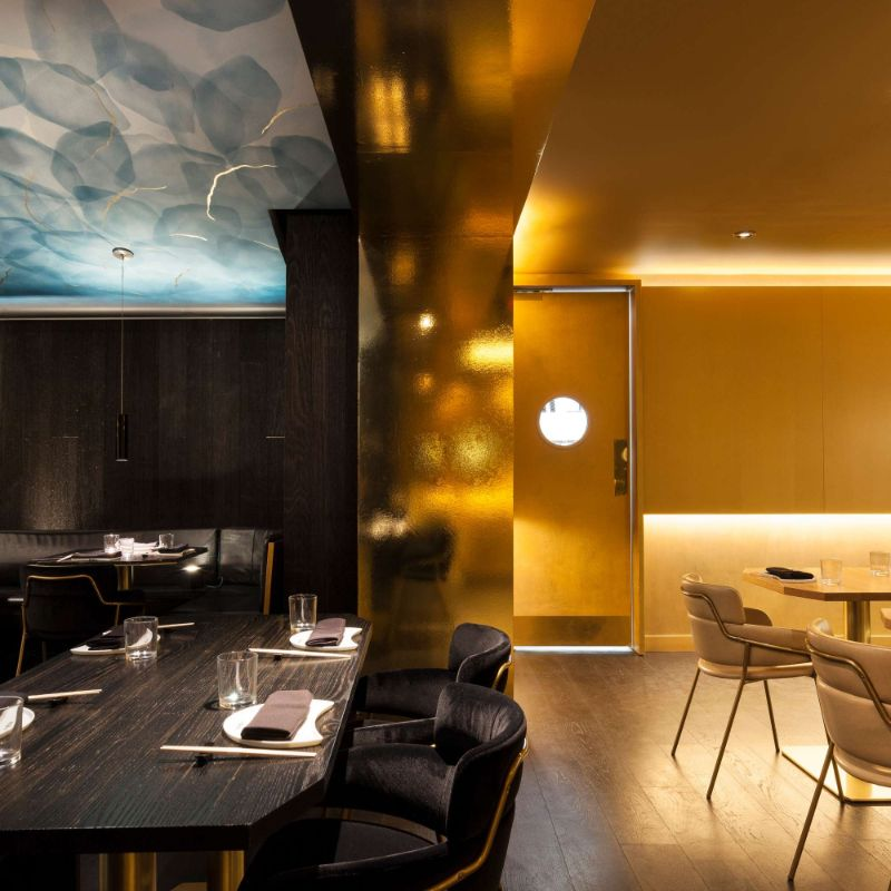 Where The Sophistication Lives: Restaurant Akira Back By Studio Munge studio munge The Akira Back Restaurant – A Glamour Expression By Studio Munge Where The Sophistication Lives Restaurant Akira Back By Studio Munge 1