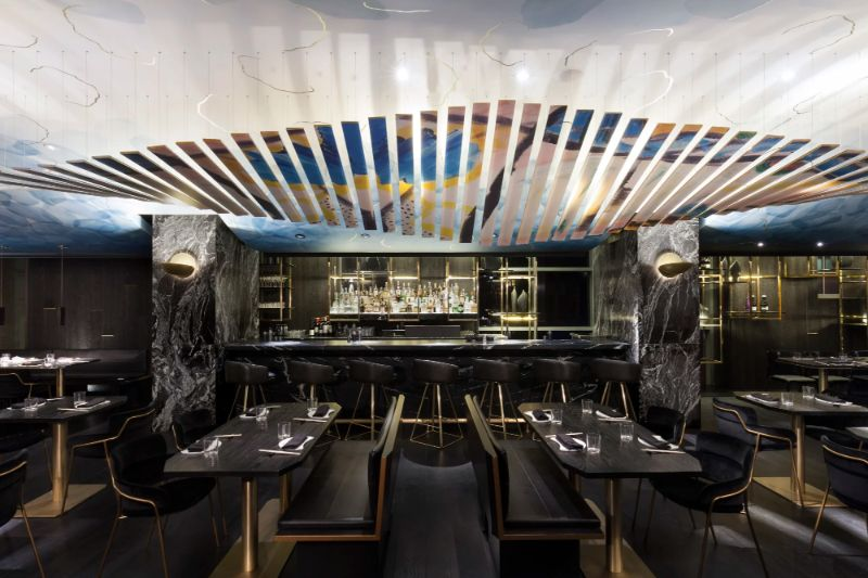 Where The Sophistication Lives: Restaurant Akira Back By Studio Munge studio munge The Akira Back Restaurant – A Glamour Expression By Studio Munge Where The Sophistication Lives Restaurant Akira Back By Studio Munge 11