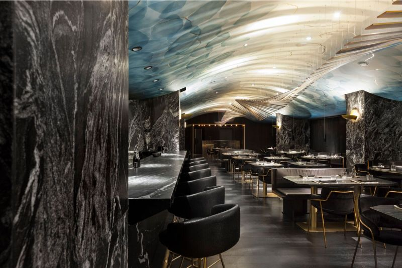 Where The Sophistication Lives: Restaurant Akira Back By Studio Munge studio munge The Akira Back Restaurant – A Glamour Expression By Studio Munge Where The Sophistication Lives Restaurant Akira Back By Studio Munge 12