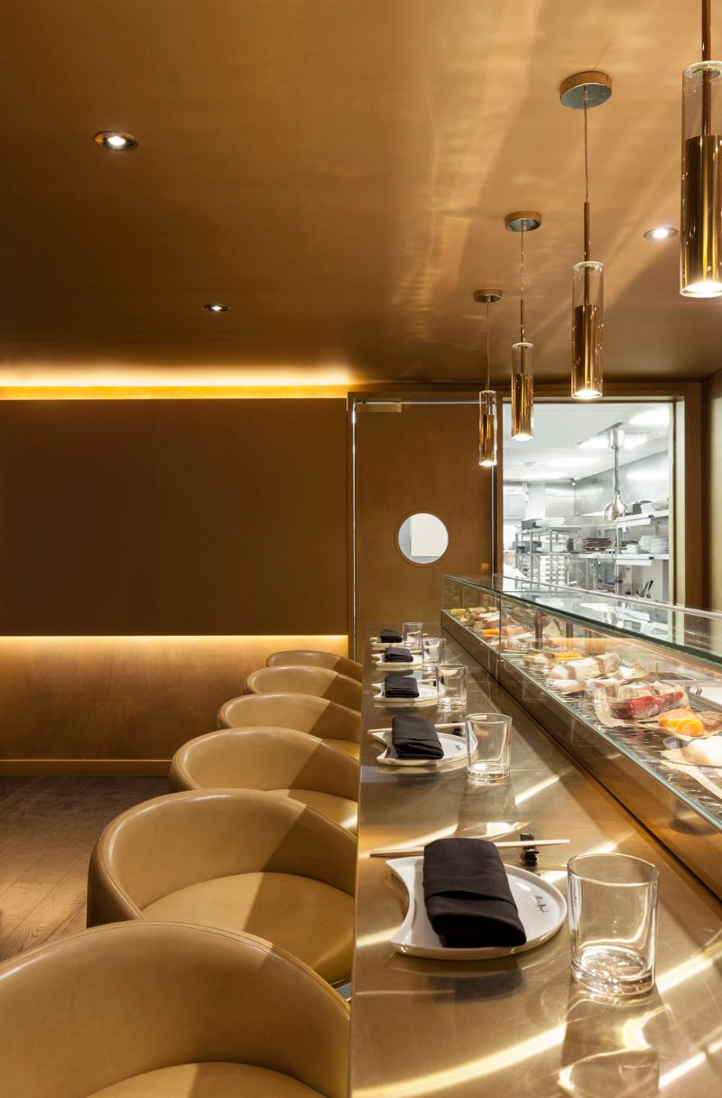 Where The Sophistication Lives: Restaurant Akira Back By Studio Munge studio munge The Akira Back Restaurant – A Glamour Expression By Studio Munge Where The Sophistication Lives Restaurant Akira Back By Studio Munge 4