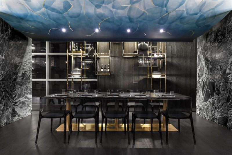 Where The Sophistication Lives: Restaurant Akira Back By Studio Munge studio munge The Akira Back Restaurant – A Glamour Expression By Studio Munge Where The Sophistication Lives Restaurant Akira Back By Studio Munge 8