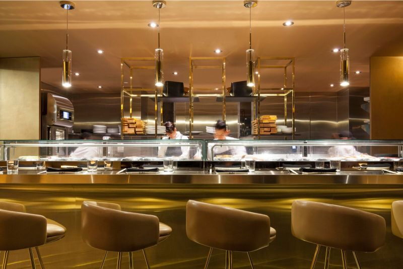 Where The Sophistication Lives: Restaurant Akira Back By Studio Munge studio munge The Akira Back Restaurant – A Glamour Expression By Studio Munge Where The Sophistication Lives Restaurant Akira Back By Studio Munge 9