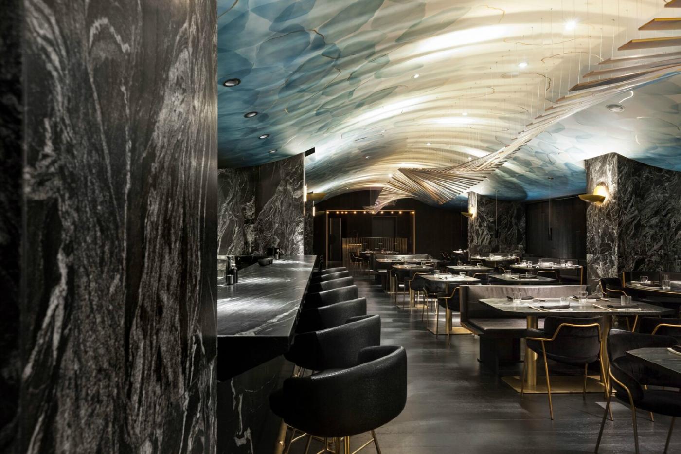 studio munge Where The Sophistication Lives: Restaurant Akira Back By Studio Munge featured 2 1400x933