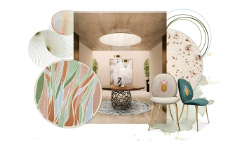 pastel trends Chasing After The Sunset: Pastel Trends For Your Interior Design round shapes 1 335x201