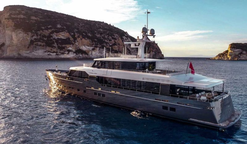 Superyacht Forever's Bright Concept: A Project by St. Corona Interiors superyacht Superyacht Forever's Bright Concept: A Project by St. Corona Interiors 000