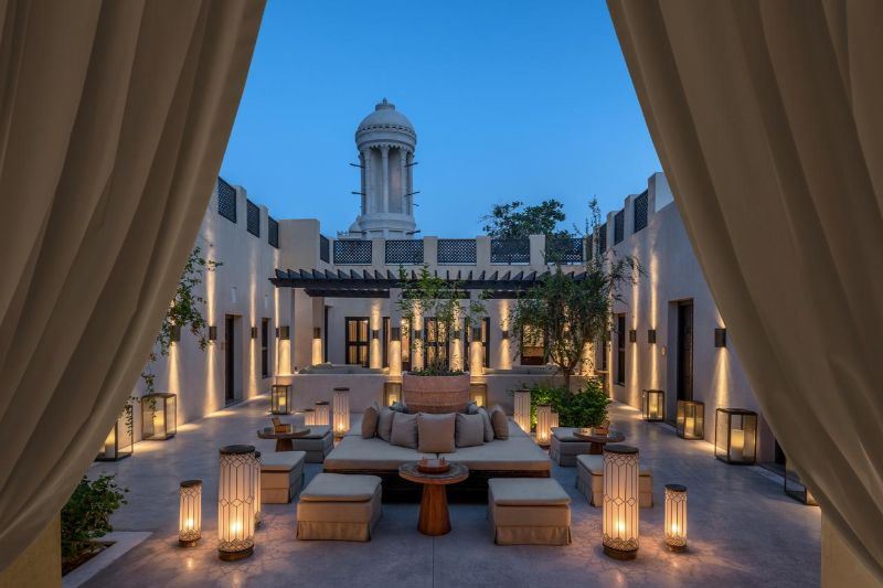 Combining Heritage and Modernity: The Al Bait Sharjah Hotel by GAJ al bait sharjah hotel Combining Heritage and Modernity: The Al Bait Sharjah Hotel by GAJ 201066008
