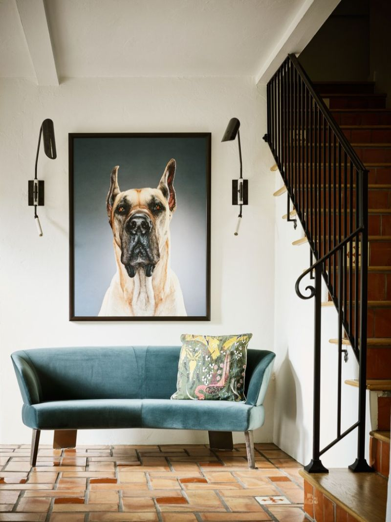 A West Hollywood Home Design with An Artsy Flair