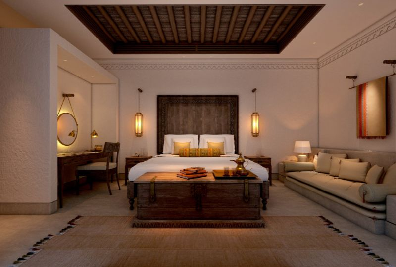 Combining Heritage and Modernity: The Al Bait Sharjah Hotel by GAJ al bait sharjah hotel Combining Heritage and Modernity: The Al Bait Sharjah Hotel by GAJ Al Bait Hotel 12 800x541