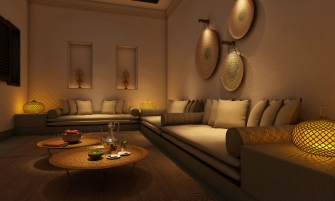 al bait sharjah hotel Combining Heritage and Modernity: The Al Bait Sharjah Hotel by GAJ FEATURED 335x201
