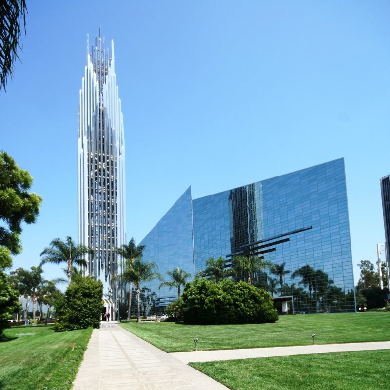 Top 100 Inspiration From The Exclusive Design World - Crystal_Cathedral exclusive design Top 100 Inspirations From The Exclusive Design World Top 100 Inspiration From The Exclusive Design World Crystal Cathedral