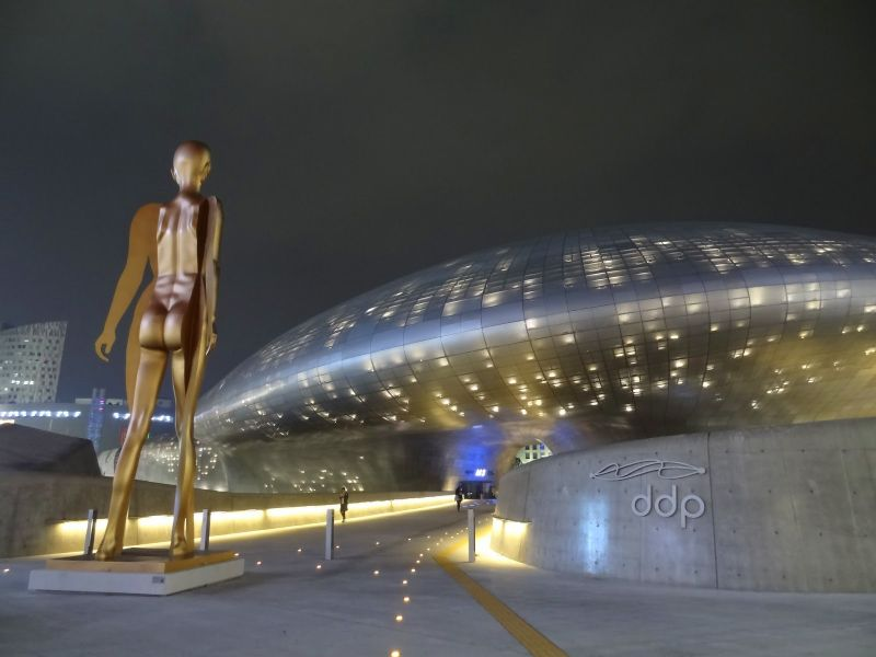 Top 100 Inspiration From The Exclusive Design World - Dongdaemun Design Plaza exclusive design Top 100 Inspirations From The Exclusive Design World Top 100 Inspiration From The Exclusive Design World Dongdaemun Design Plaza