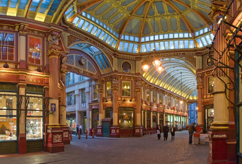 Top 100 Inspiration From The Exclusive Design World - Leadenhall_Market exclusive design Top 100 Inspirations From The Exclusive Design World Top 100 Inspiration From The Exclusive Design World Leadenhall Market