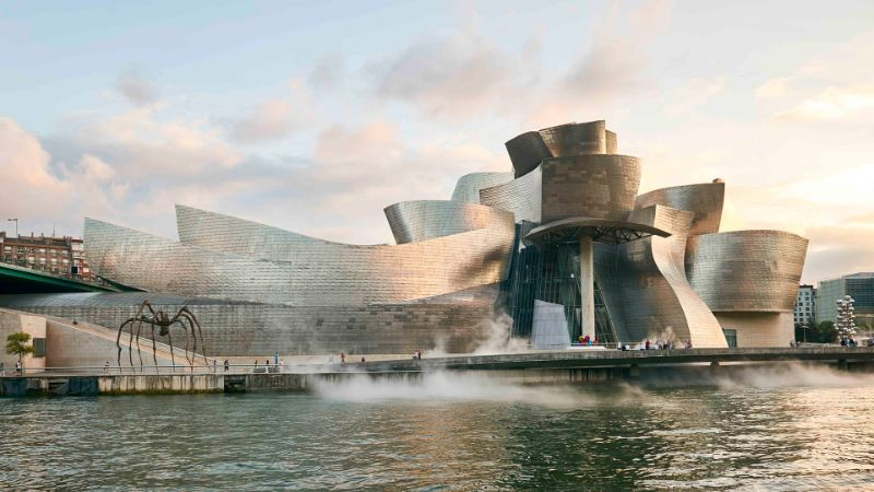 Top 100 Inspiration From The Exclusive Design World - guggenheim- bilbao exclusive design Top 100 Inspirations From The Exclusive Design World Top 100 Inspiration From The Exclusive Design World guggenheim bilbao