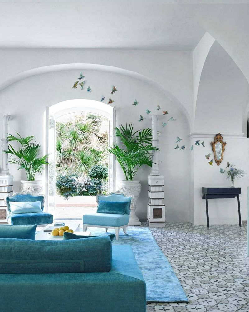 Interior Design Projects in Italy That Totally Enhance La Dolce Vita interior design project The Most Expensive And Luxurious Interior Design Projects From Italy Villa Le Scale A Retreat in the Italian Amalfi Coast 2