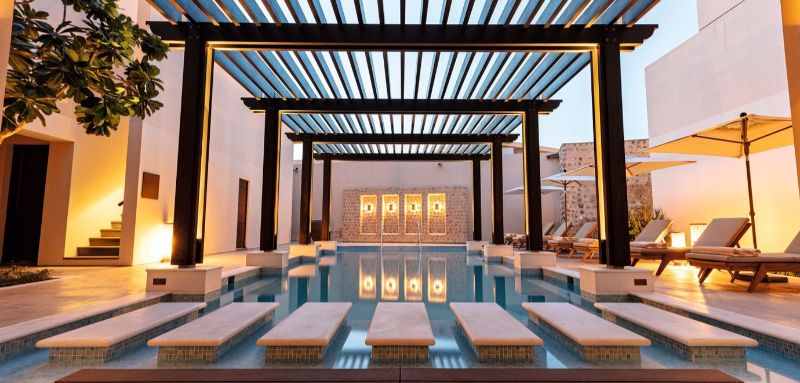 Combining Heritage and Modernity: The Al Bait Sharjah Hotel by GAJ al bait sharjah hotel Combining Heritage and Modernity: The Al Bait Sharjah Hotel by GAJ albaitsharjah staycation issue3 spinneysmag