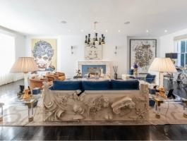 interior design project An Unpredictable Interior Design Project Where Blue And White Reign An Unpredictable Interior Design Where Blue And White Reign 265x200