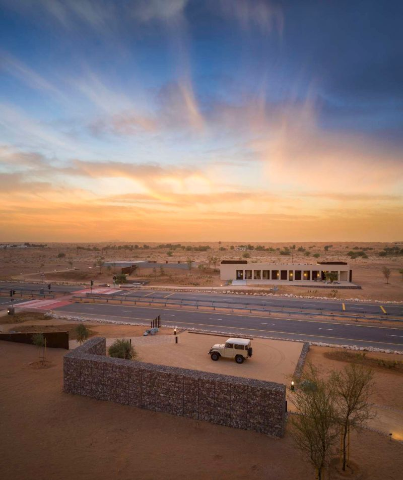 Anarchitect's Exuberant Project: The Al Faya Lodge, An Authentic Oasis anarchitect Anarchitect's Exuberant Project: The Al Faya Lodge, An Authentic Oasis Anarchitects Exuberant Project The Al Faya Lodge An Authentic Oasis 3